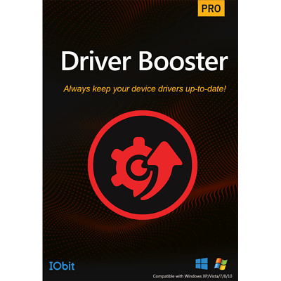 Iobit Driver Booster 7.4 PRO Iobit Key GLOBAL