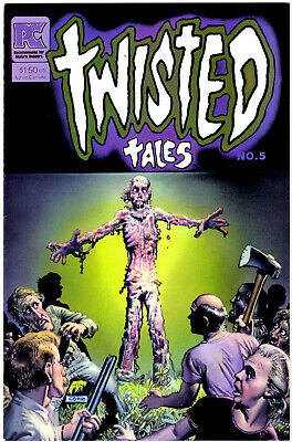 Twisted Tales #5 - October 1983 - High Mid Grade Bronze Age Classic - Low Price