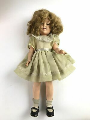 Vintage Composition Ideal Shirley Temple Doll ST-17-1- 4738