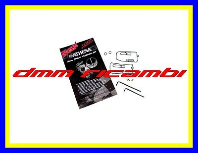Kit Carburazione Dual Spray Venturi Jet HONDA CRF 150 R 06>16 (tipo DYNOJET)