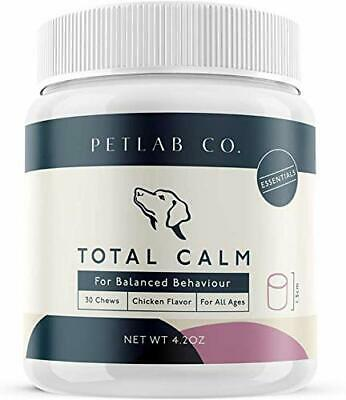 Petlab Co. Total Calm Chews for Dogs Composure   Melatonin Dog Anxiety Relief