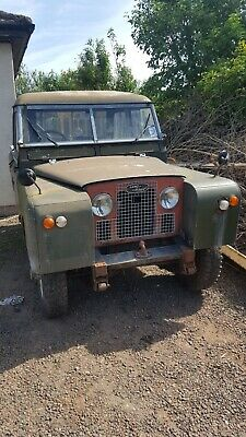 1962 Land Rover Series 2 Pick-Up