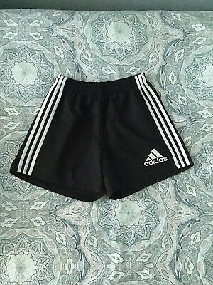 Adidas Men's Climalite Rugby Shorts (black)