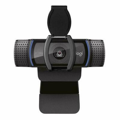 Logitech C920s Pro HD 1080p Webcam with Privacy Shutter - Free Shipping - New