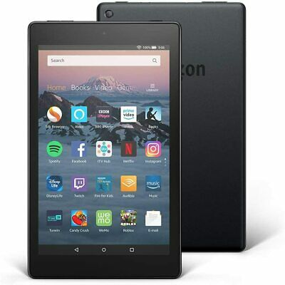 Amazon Fire HD 8 Tablet with Alexa 16GB 8th Generation - Latest Model
