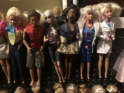 VINTAGE Style Blonde  BARBIE DOLLs 70s, 80s, 90s (DAWALL1)