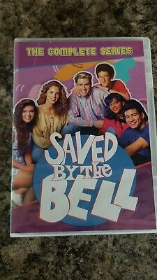 Saved By The Bell Complete series seasons 1 2 3 4 dvd