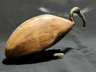 The ancient ibis civilization of ancient Egypt.. wood