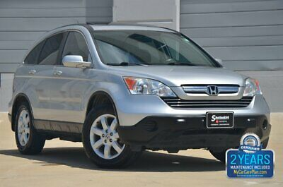 2009 Cr-V Ex-L Loaded Lthr S/Roof Htd Seats New Tires Nice 2009 Honda Cr-V Ex-L Fwd Lthr S/Roof Htd Seats Loaded New Car Trade Clean
