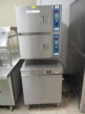 CLEVELAND Double CONVECTION STEAMER 24CGM200 Nat gas