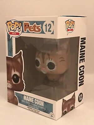 Funko Pop Pets Maine Coon #12
