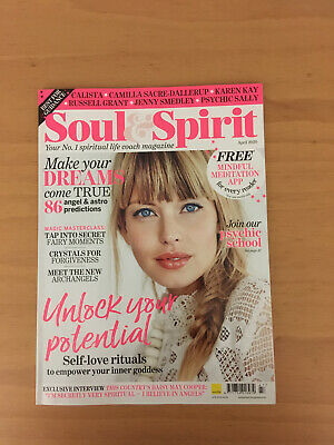 Soul And Spirit Magazine April 2020