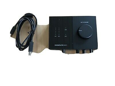 Native Instruments Komplete Audio 1 Interface