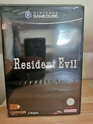 Jeu Gamecube Resident Evil Neuf Version Fr