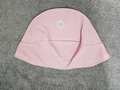 Bugaboo bee 3 soft pink Extandable hood , fabric only ! Please read !