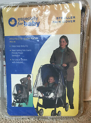 Especially FOR BABY Stroller Rain Cover BRAND NEW UNOPENED