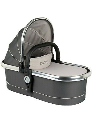 iCandy Main Carrycot Peach 2 Truffle - New