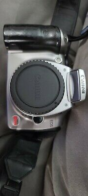 Canon EOS 300d w/ Kit Lens and 3 Batteries!!!