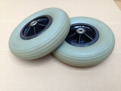 Wheeltech Enigma Energi Electric Wheelchair Front Castor Wheels Spare Parts