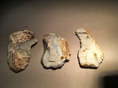 Palaeolithic Flint Scrapers,tools.prehistoric