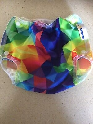 New Motherease Airflow Medium Prism Nappy Cover