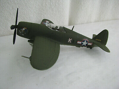 model airplane- 1/72- P 47 Thunderbolt- US Army Air Corps