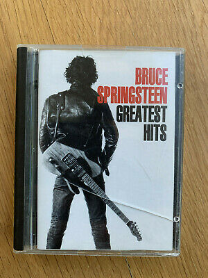 Minidisc Bruce Springsteen Greatest Hits Album MD Music