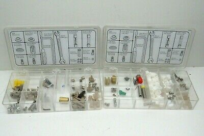 Beckman Instruments 116/126 Pump Ship Spare Parts Kit Lot
