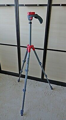 MANFROTTO Compact Action Red Tripod