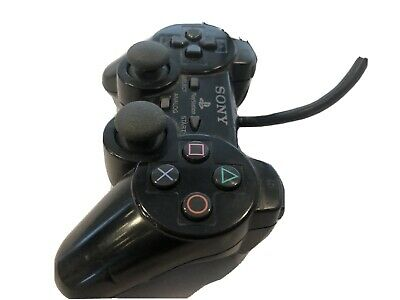 Dual-Shock compatible Wired Replacement Controller Joypad For PlayStation 2 PS2