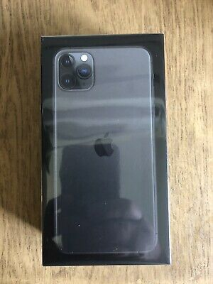 Apple iPhone 11 Pro Max - 256GB  Space Grey (from tesco & o2)? Sealed