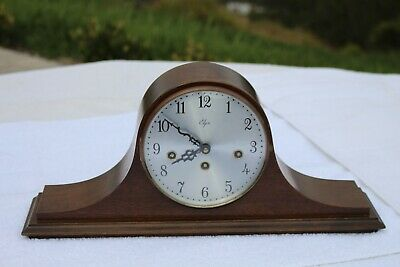 Welby Division Elgin Mantel Clock - Chimes