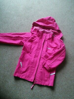 Girls jacket age 5-6 years by Mountain Warehouse