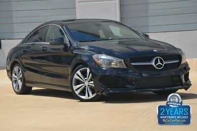 2014 Cla Cla 250 37K Low Miles Pano Roof Drives Great 2014 Mercedes Cla250 Sports Pkg 37K Original Miles Pano Roof New Car Trade