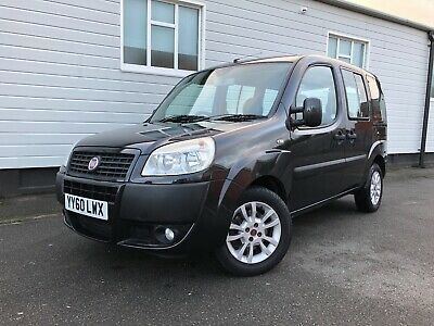 Fiat Doblo Dynamic 1.4 2010  manual, wheelchair accessible, Low Miles, VGC