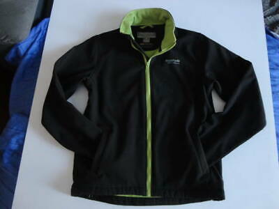 Regatta *Softshell* Black Jacket Water Repellent Boys/Girls 12-14 Years 158-164