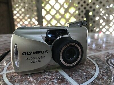Olympus Infinity Stylus Epic Zoom 80 QD 35mm All-Weather Camera Tested