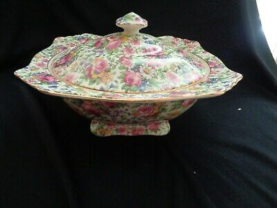 Grimwades Royal Winton Summertime Chintz Covered Vegetable Bowl