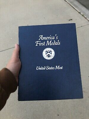 America's First Medals - US Mint Pewter