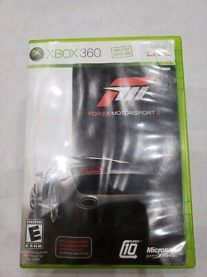 Forza Motorsport 3 - Xbox 360 Game  FAST SHIPPING
