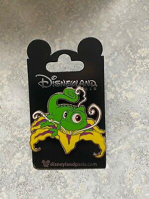 DLP DLRP Disney Disneyland Paris New Tangled Pascal Flower Series Pin March 2020