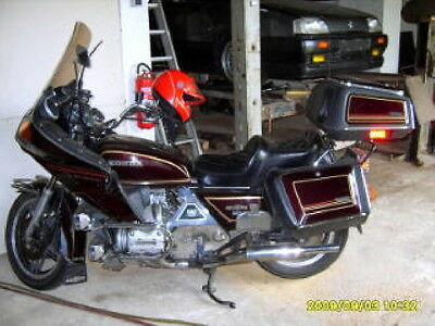 284. Honda Gold Wing 1100