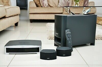 Bose PS 3-2-1- LATEST Series III Sound System, HDMI, Digital, DVD, Powerful Bass