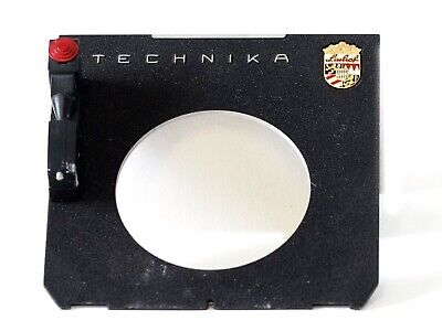 Linhof Technika Lens Board with Shutter Release