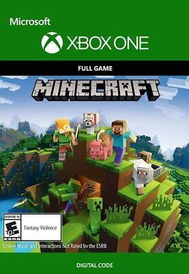 MINECRAFT (XBOX ONE) Global Key Xbox Live   Best Xbox Game   Instant Delivery