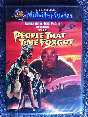 THE PEOPLE THAT TIME FORGOT - DVD Region 1 (USA/CANADA) - Patrick Wayne
