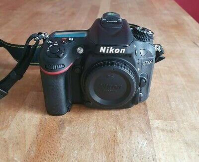 Nikon  D7100 24.1 MP DSLR Body
