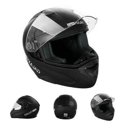Unisex Adult Full Face Motorcycle Street Car Helmet Safety Breathable For Racer