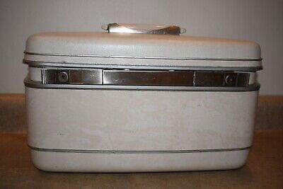 Vintage Samsonite Train Case / Make-Up Case / Luggage