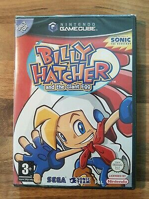 Billy Hatcher and the Giant Egg (Nintendo GameCube) Factory Sealed. MINT
